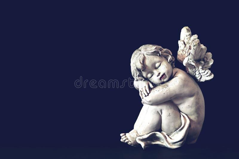 Λίγος άγγελος ύπνου στοκ φωτογραφίες με δικαίωμα ελεύθερης χρήσης