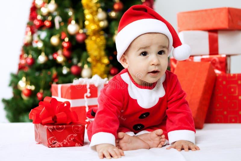 Λίγος Άγιος Βασίλης στοκ φωτογραφία