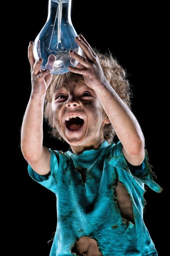 Λίγος ηλεκτρολόγος στοκ φωτογραφία με δικαίωμα ελεύθερης χρήσης