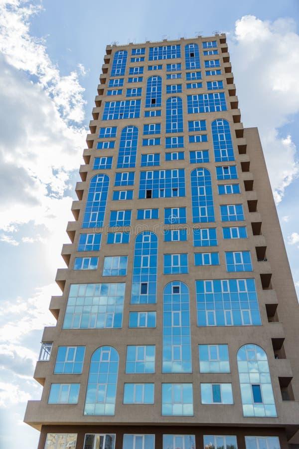Λίγος ουρανοξύστης στοκ φωτογραφία με δικαίωμα ελεύθερης χρήσης
