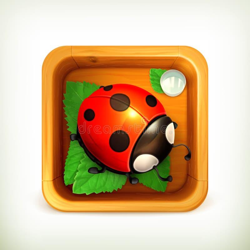 Λίγο εικονίδιο κατοικίδιων ζώων απεικόνιση αποθεμάτων