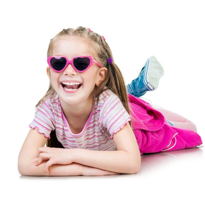 Λίγο κορίτσι μόδας στοκ εικόνες με δικαίωμα ελεύθερης χρήσης
