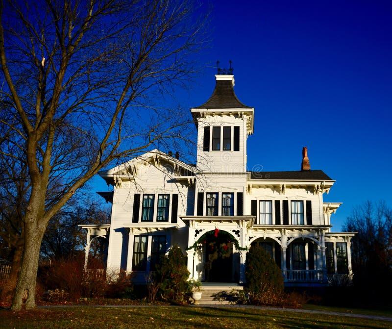 Λίγο ορφανό σπίτι της Annie στοκ φωτογραφία με δικαίωμα ελεύθερης χρήσης