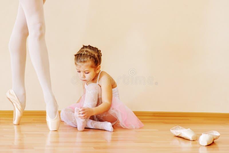 Λίγο ballerina στοκ φωτογραφία με δικαίωμα ελεύθερης χρήσης