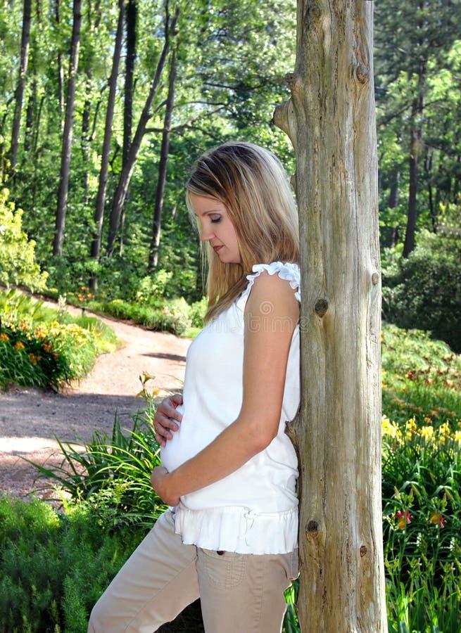 λίκνισμα αγέννητο στοκ εικόνα με δικαίωμα ελεύθερης χρήσης