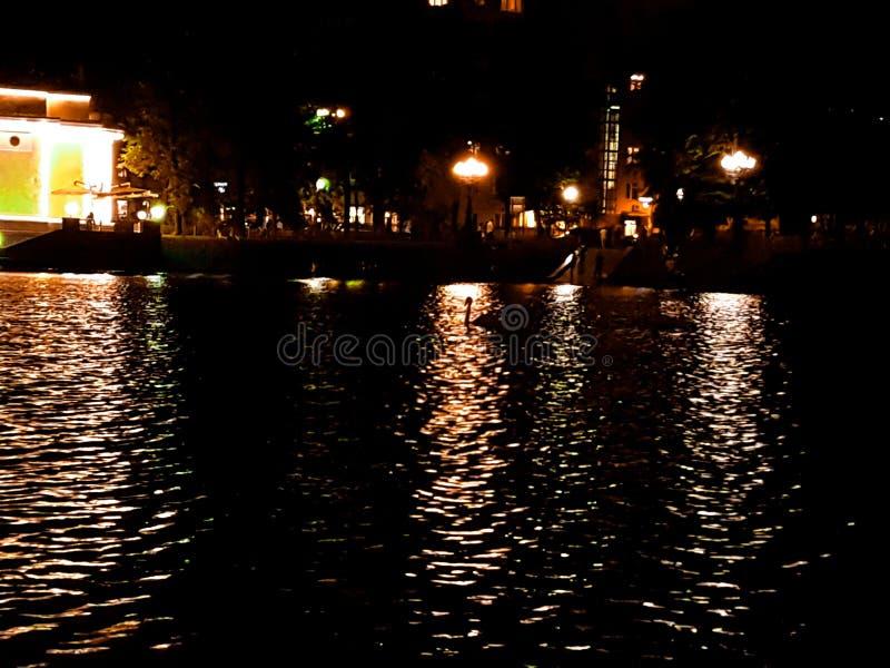 Λίμνες της Μόσχας στοκ φωτογραφίες με δικαίωμα ελεύθερης χρήσης