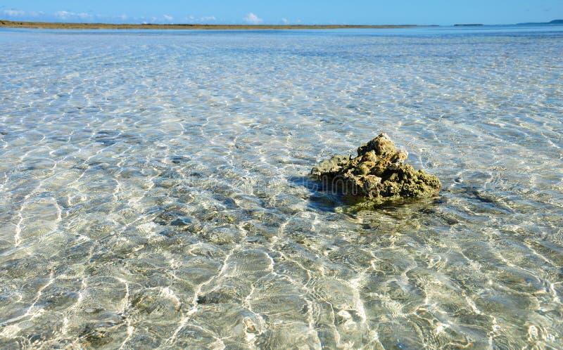Λίμνες του maragogi στοκ φωτογραφία με δικαίωμα ελεύθερης χρήσης