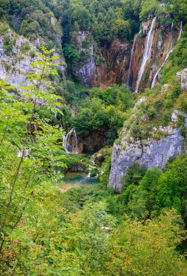 Λίμνες Plitvice στοκ φωτογραφία με δικαίωμα ελεύθερης χρήσης