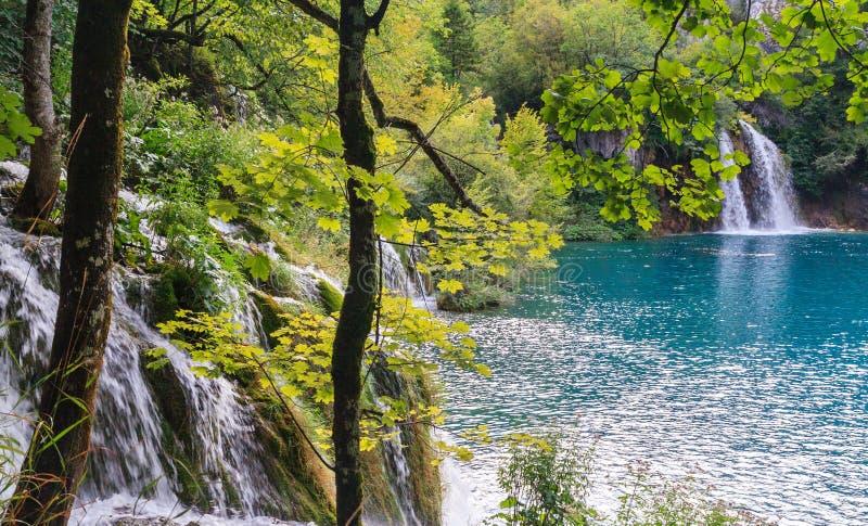 Λίμνες Plitvice στοκ εικόνες με δικαίωμα ελεύθερης χρήσης