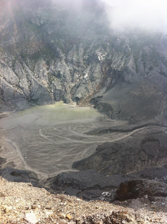 Λίμνη θείου στοκ εικόνες με δικαίωμα ελεύθερης χρήσης