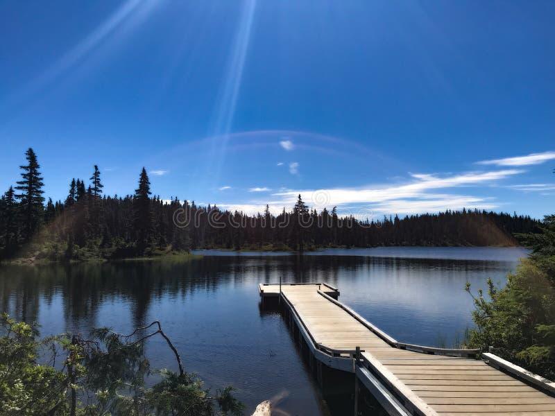 Λίμνη θωρηκτών στοκ φωτογραφία