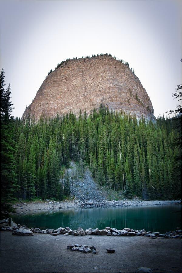 Λίμνη και κυψέλη καθρεφτών στοκ εικόνα