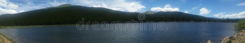 Λίμνη Κολοράντο ηχούς στοκ φωτογραφία με δικαίωμα ελεύθερης χρήσης
