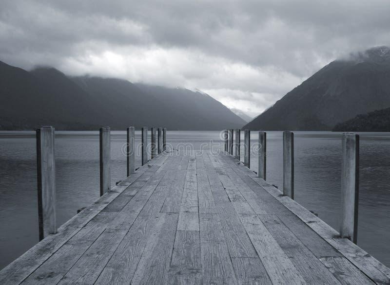 λίμνη λιμενοβραχιόνων στοκ φωτογραφίες