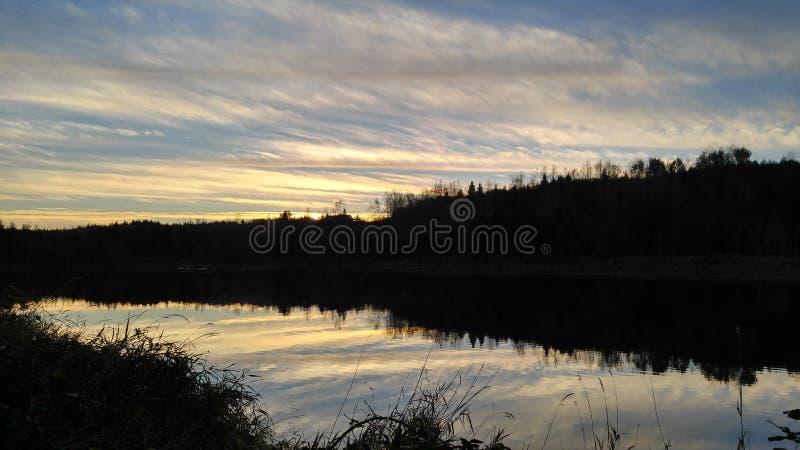 Λίμνη μύλων στοκ φωτογραφία με δικαίωμα ελεύθερης χρήσης
