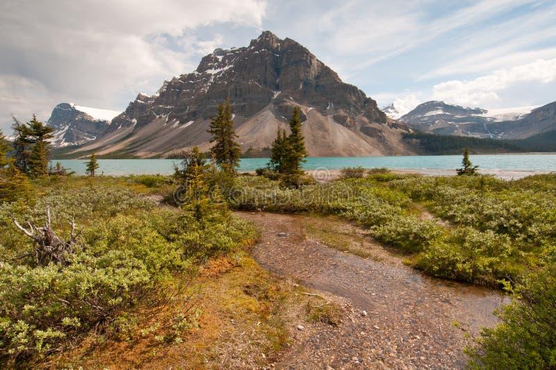 λίμνη πρασινάδων τόξων στοκ φωτογραφία με δικαίωμα ελεύθερης χρήσης