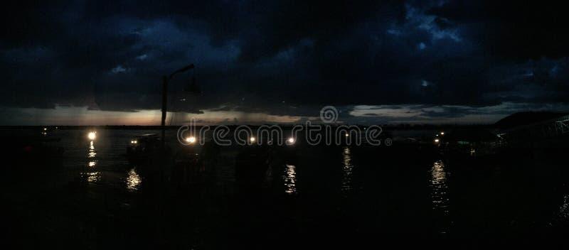 Λίμνη σφρίγους Tonle στοκ φωτογραφίες