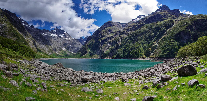 λίμνη τισσα Παρθένου Μαρία&si στοκ εικόνα