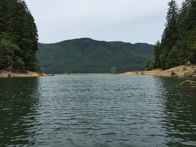 Λίμνη Όρεγκον του Ντιτρόιτ στοκ φωτογραφίες