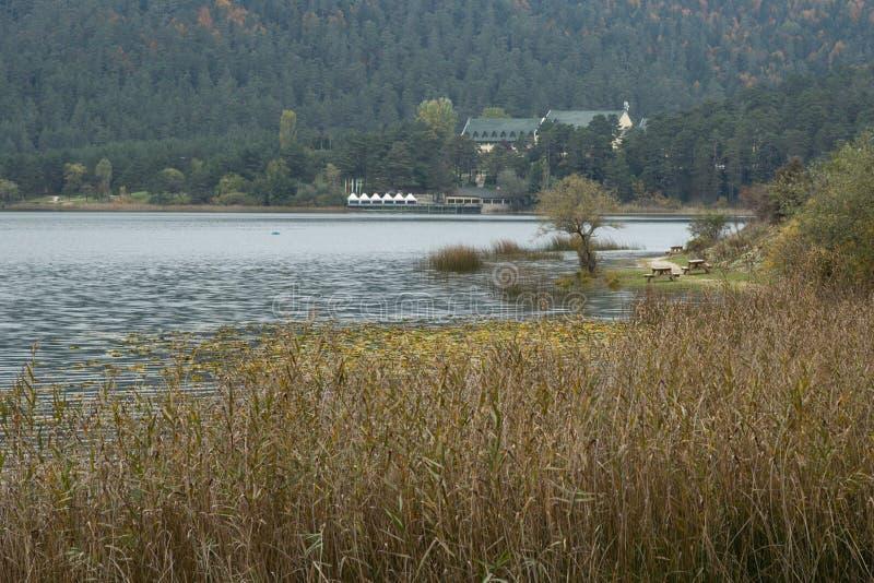Λίμνη Abant στοκ εικόνες