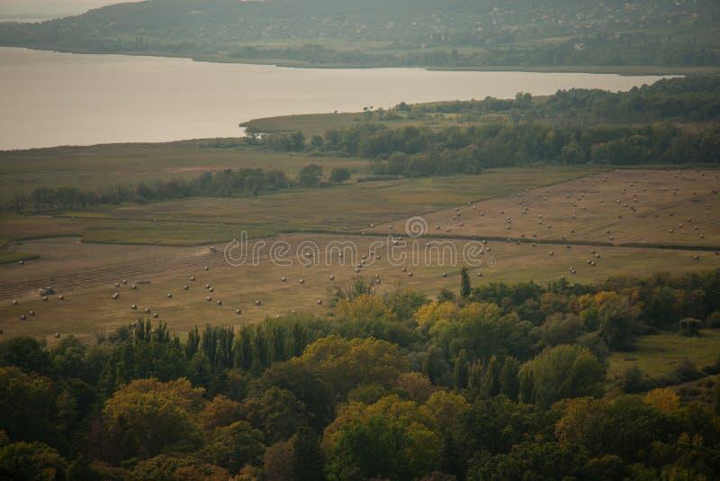 Λίμνη Balaton στοκ εικόνες