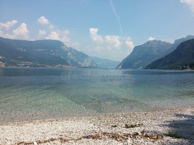 Λίμνη Como στοκ εικόνα με δικαίωμα ελεύθερης χρήσης