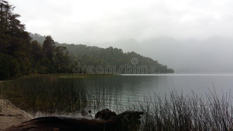 Λίμνη Correntoso Παταγωνία στοκ φωτογραφία με δικαίωμα ελεύθερης χρήσης