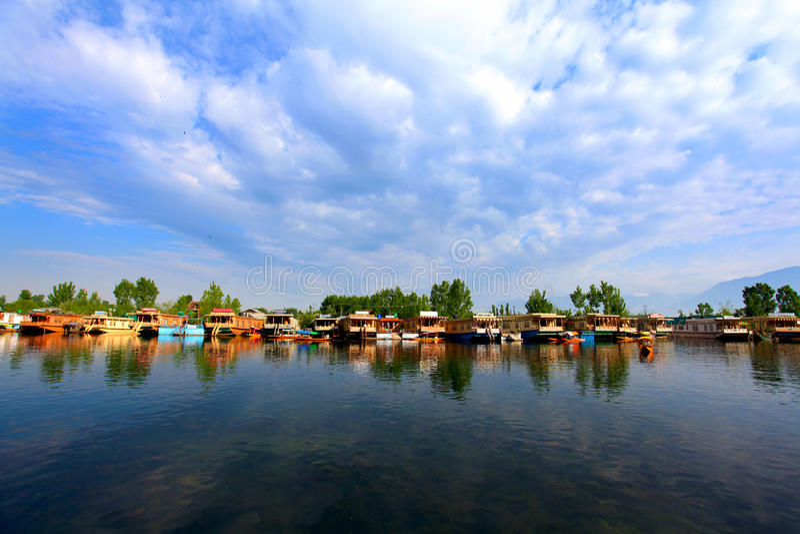 λίμνη DAL στοκ φωτογραφία