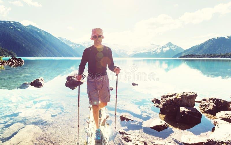 Λίμνη Garibaldi στοκ φωτογραφίες με δικαίωμα ελεύθερης χρήσης