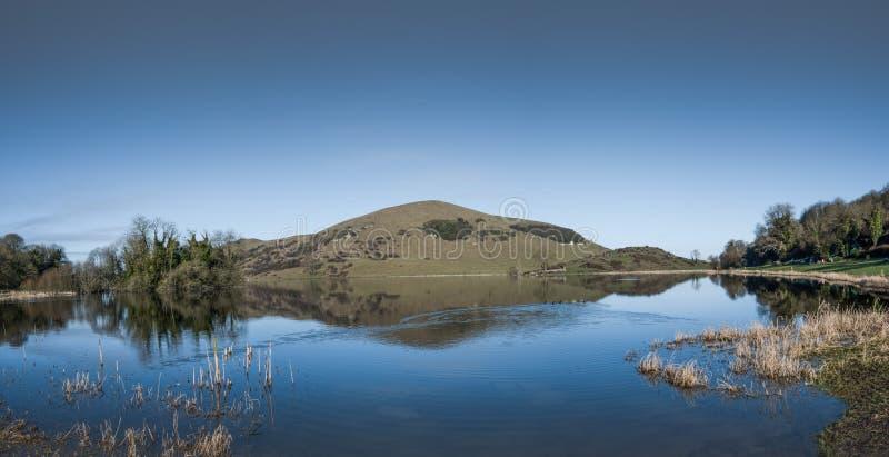 Λίμνη Gur στοκ εικόνες