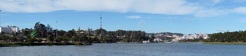 Λίμνη Huong Xuan στοκ φωτογραφίες