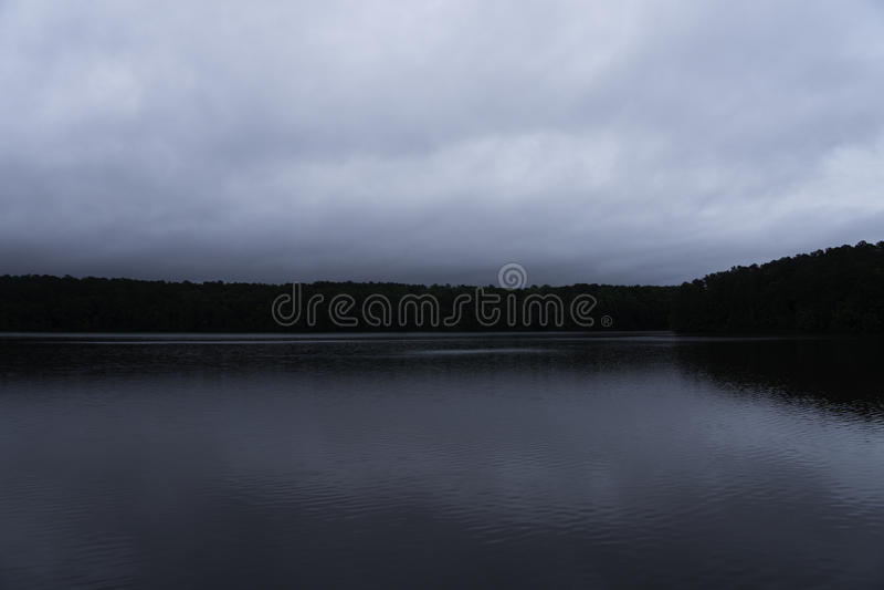 Λίμνη Johnson στοκ εικόνες