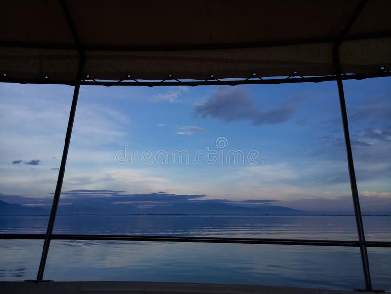 Λίμνη 02 Kerkini στοκ εικόνα με δικαίωμα ελεύθερης χρήσης