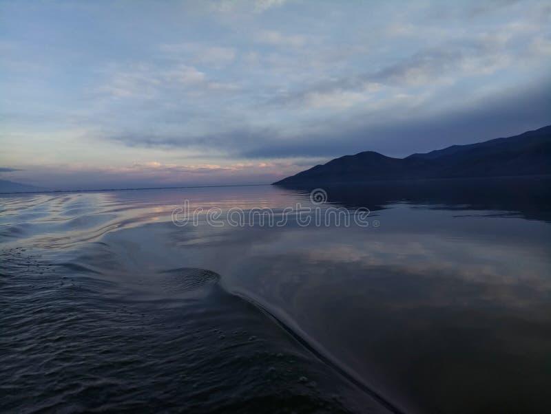 Λίμνη 03 Kerkini στοκ εικόνα με δικαίωμα ελεύθερης χρήσης