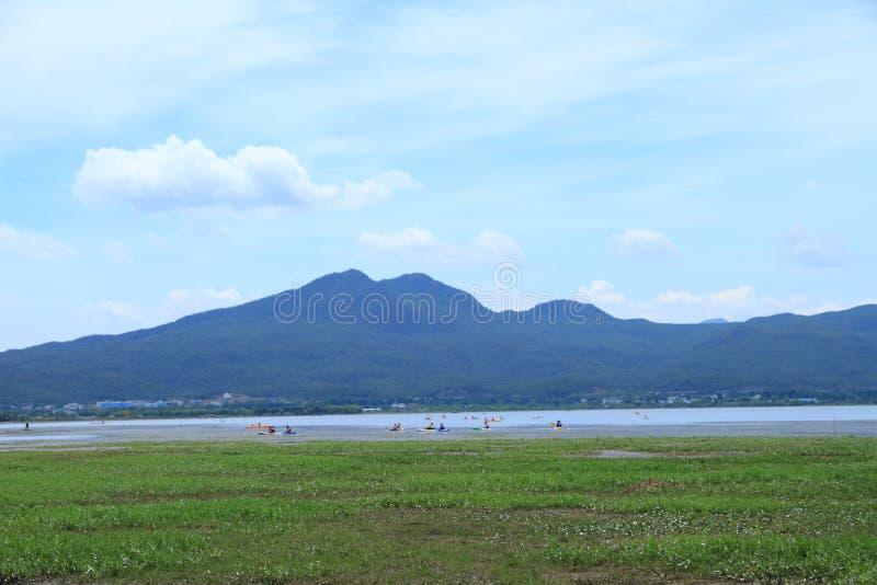 Λίμνη Lashi στοκ φωτογραφία με δικαίωμα ελεύθερης χρήσης