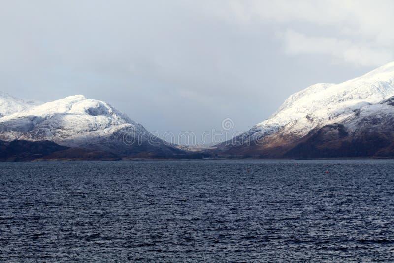 Λίμνη Linnhe στοκ εικόνες με δικαίωμα ελεύθερης χρήσης