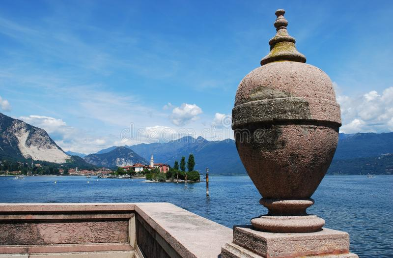 λίμνη maggiore στοκ φωτογραφία με δικαίωμα ελεύθερης χρήσης