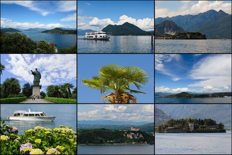 Λίμνη Maggiore στοκ φωτογραφία