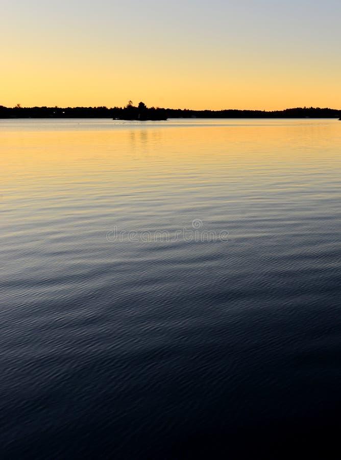 Λίμνη Musoka στοκ φωτογραφία