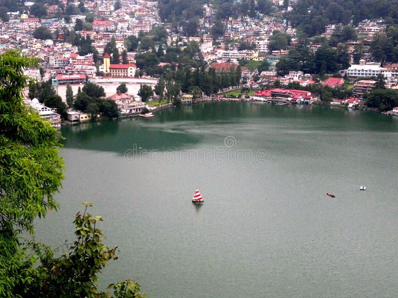 Λίμνη Naini στοκ φωτογραφία