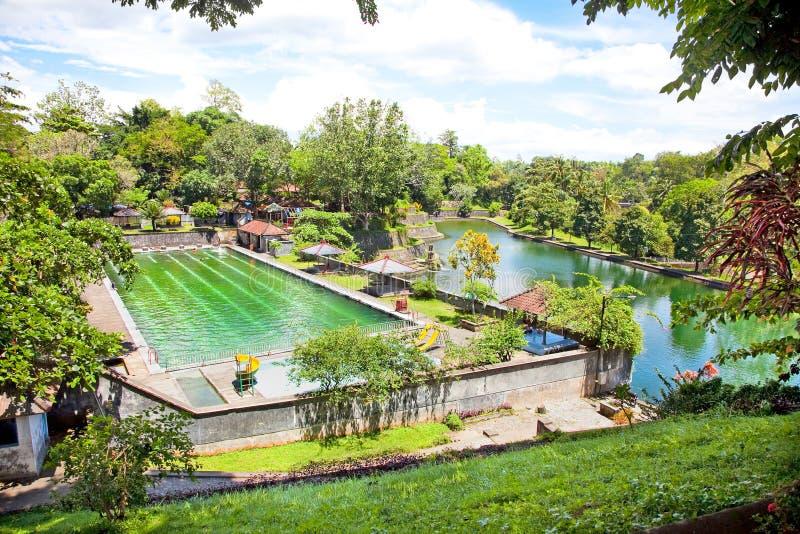 Λίμνη Narmada σύνθετη, Narmada, Lombok στοκ εικόνα με δικαίωμα ελεύθερης χρήσης
