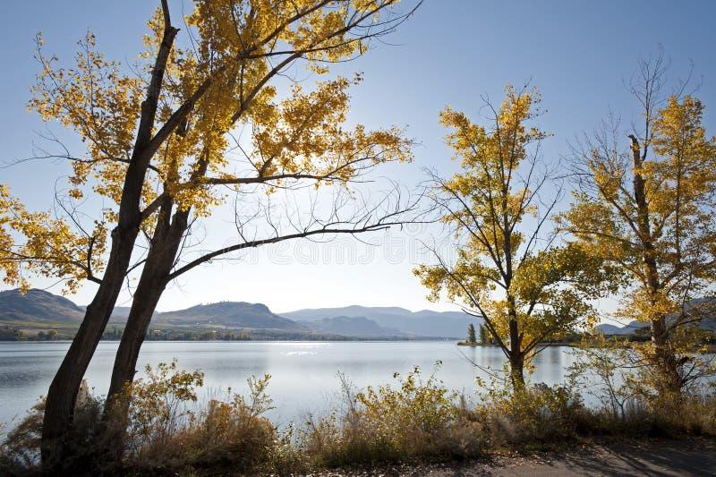 Λίμνη Osoyoos στοκ εικόνα με δικαίωμα ελεύθερης χρήσης