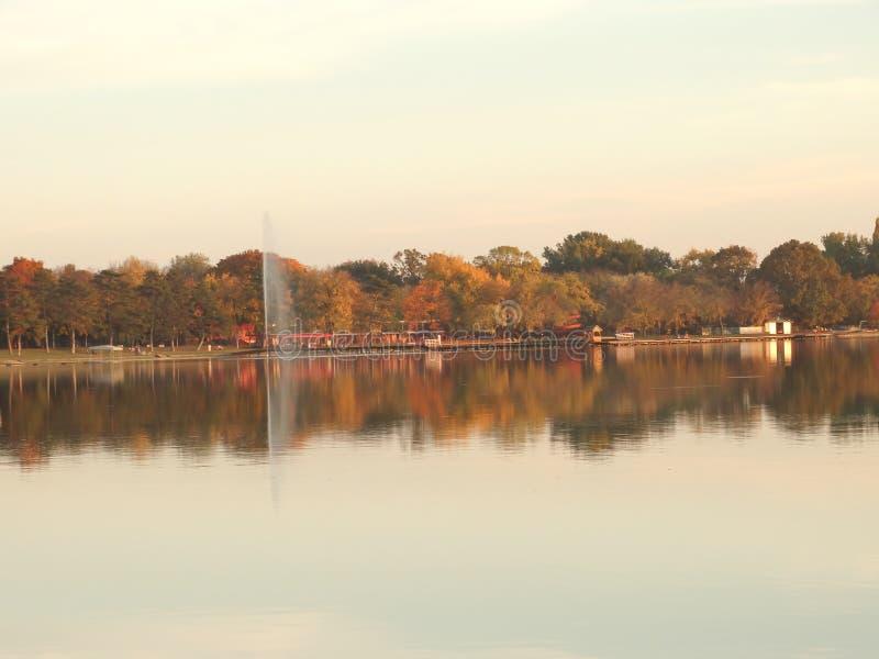 Λίμνη Palic στοκ φωτογραφία με δικαίωμα ελεύθερης χρήσης