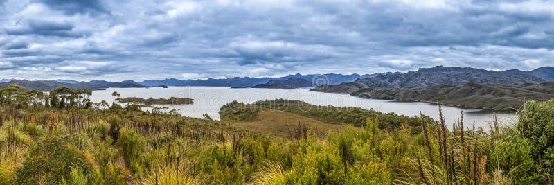 Λίμνη Pedder στοκ εικόνα με δικαίωμα ελεύθερης χρήσης