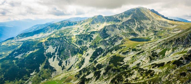 Λίμνη Peleaga στοκ εικόνα με δικαίωμα ελεύθερης χρήσης