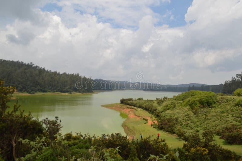Λίμνη Pykara, Tamil Nadu Ινδία στοκ φωτογραφία με δικαίωμα ελεύθερης χρήσης