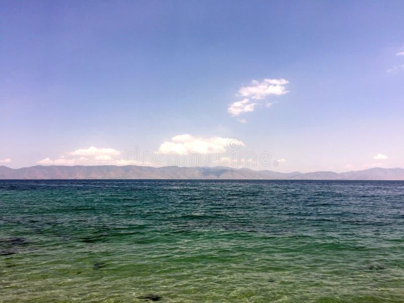 Λίμνη Sevan, Αρμενία στοκ εικόνες με δικαίωμα ελεύθερης χρήσης