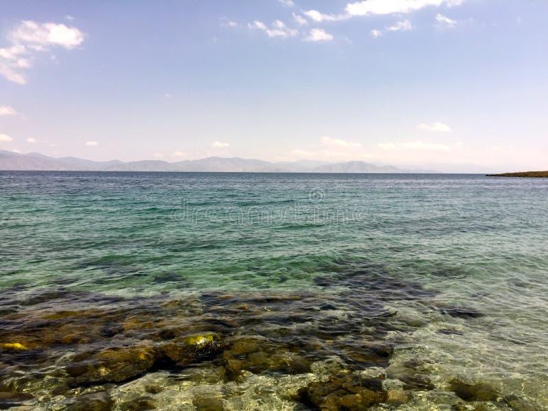 Λίμνη Sevan, Αρμενία στοκ φωτογραφία