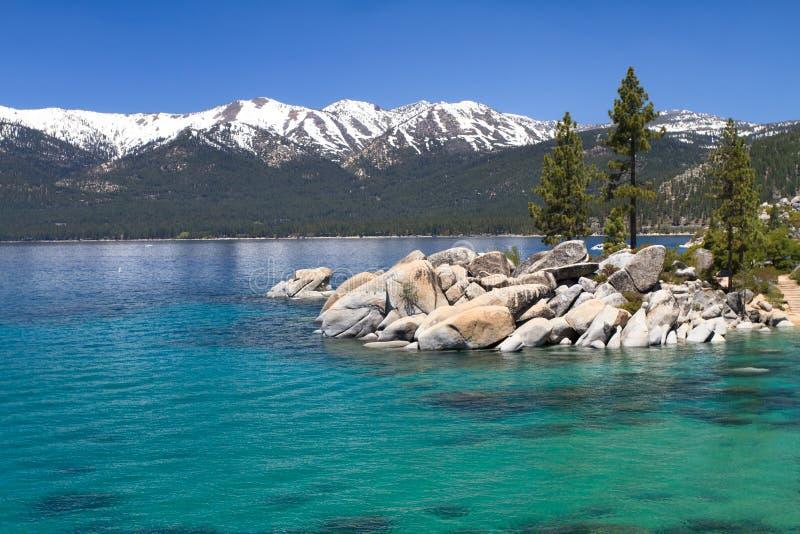 λίμνη tahoe στοκ φωτογραφία με δικαίωμα ελεύθερης χρήσης