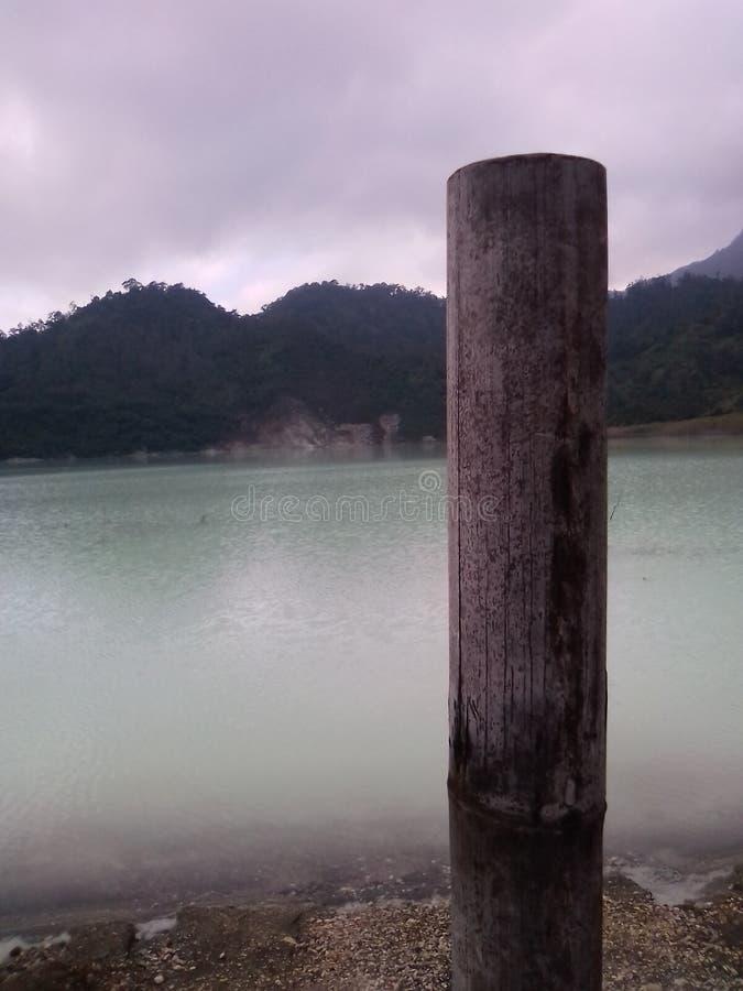 Λίμνη Talaga Bodas στοκ εικόνες με δικαίωμα ελεύθερης χρήσης